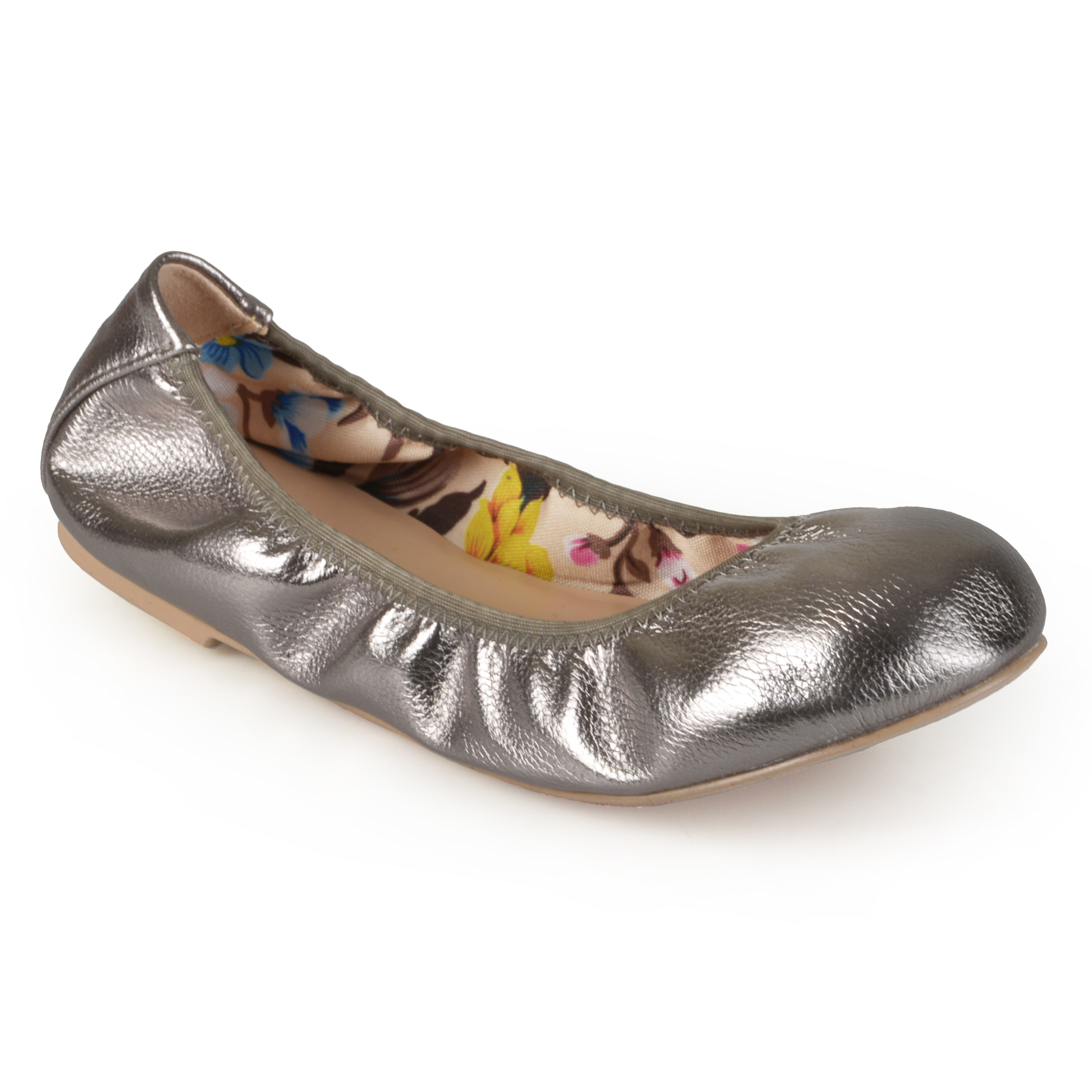 Home Women Flats Ballet Flats Women's Ballet Flat Shoes. The rounded toe gives your foot plenty of room, and the lightweight, flexible sole and upper make walking a breeze. You can wear them with jeans or slacks and look great, and you won't need to soak your feet after a day of shopping for the family and taking care of things around .