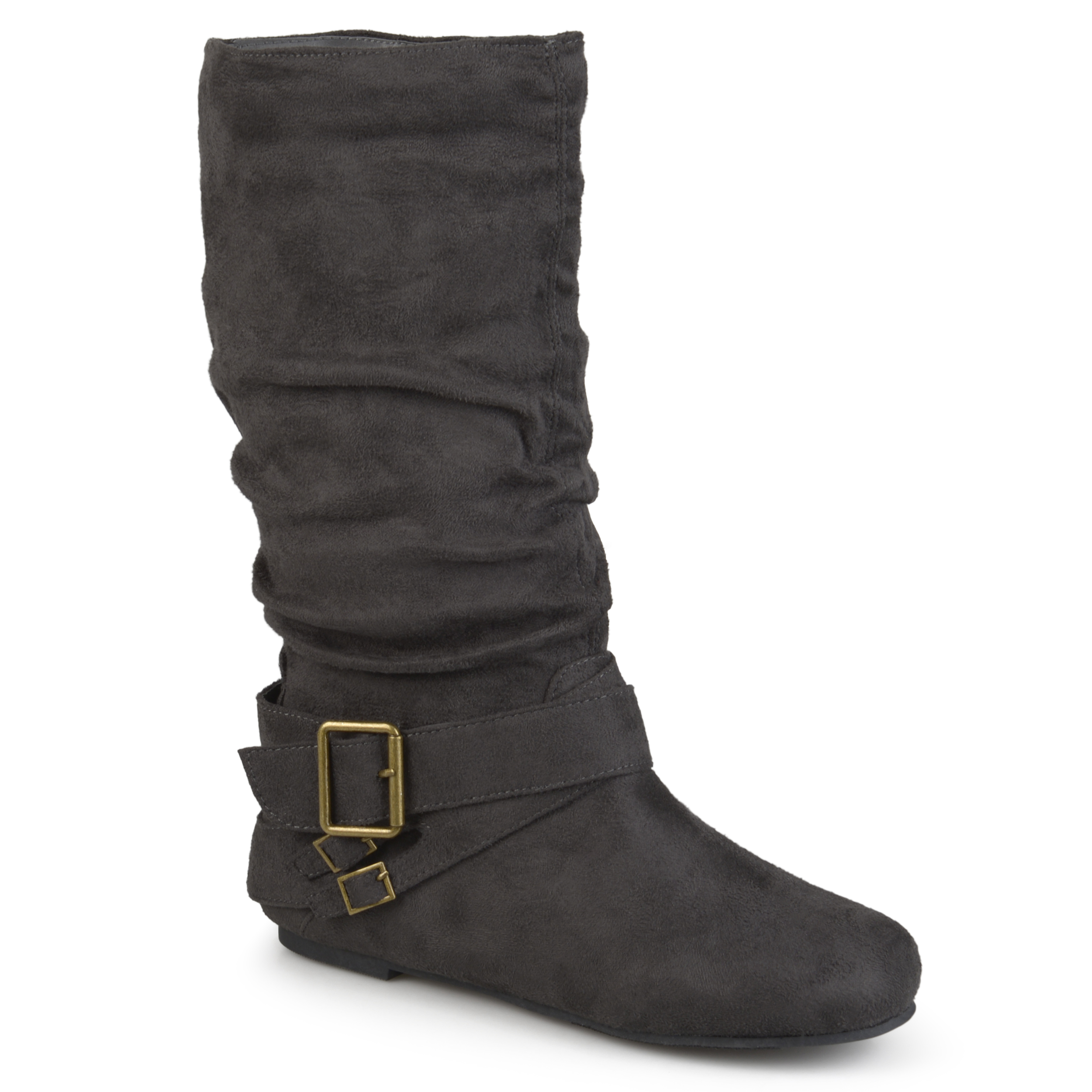 Adi Designs Glaze by Adi Slouchy Boot with Side Accent Buckles at Sears.com
